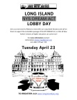 DREAM Act Lobby Day