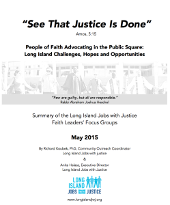 See That Justice Is Done Report Cover