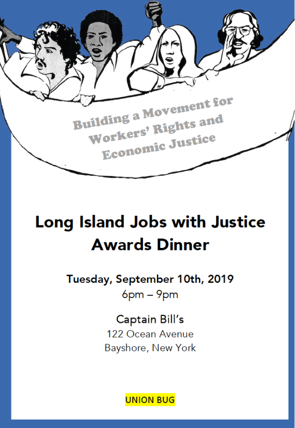 Sept 10 Awards Dinner Flyer