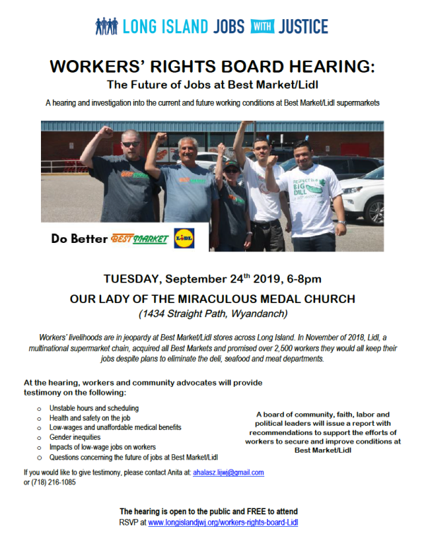 Sept 24 Board Hearing